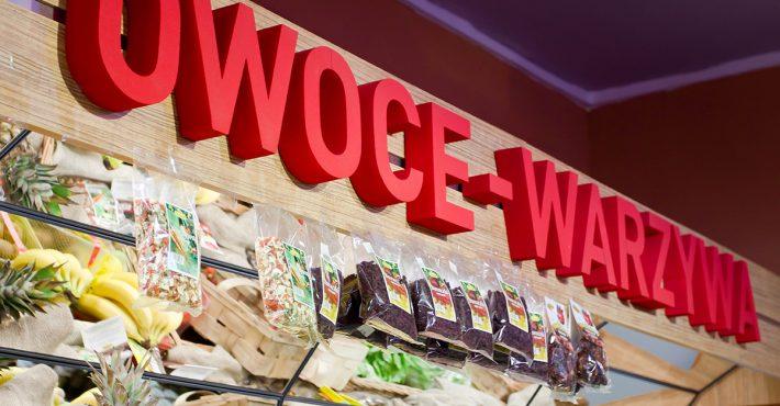 Realizacja Supermarket - Skoczów