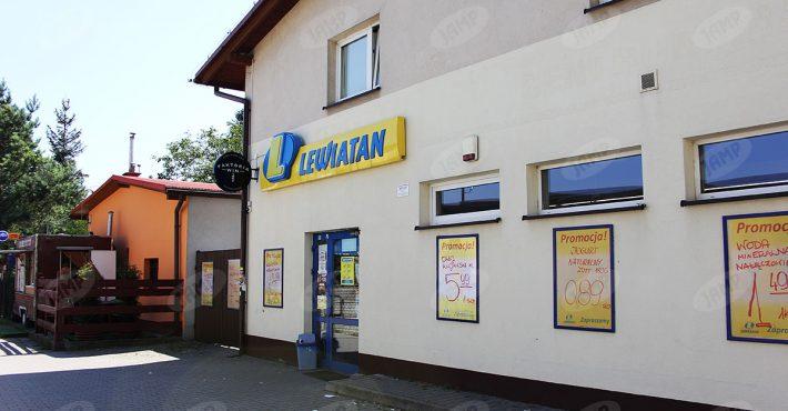 Lewiatan - sklep spożywczy